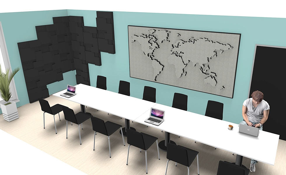 A.M. Acoustics – now on pCon.planner 3D software for interior design ...