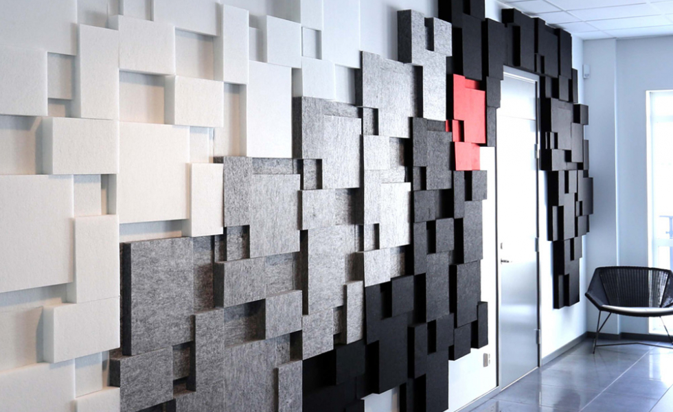 Niv Sound Absorbing Wall And Ceiling Panels Akustikmilj